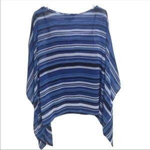 Dana Buchman tunic with attached tank large